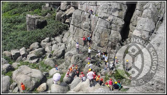 20110524和美國龍洞攀岩87
