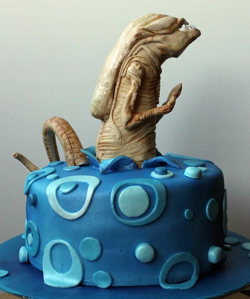 Alien Cake Pan