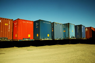 CONTAINERS | by BER ARCE
