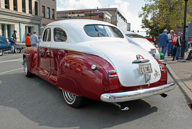 1948 plymouth special deluxe 2 door coupe street rod 8 of for 1948 plymouth 2 door sedan