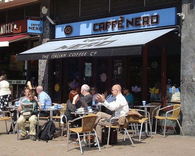 Jubilee Cafe London