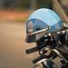 164/366 - Motorcycle Cop's Helmet
