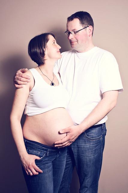 Babybauch Schwangerschaft Fotoshooting