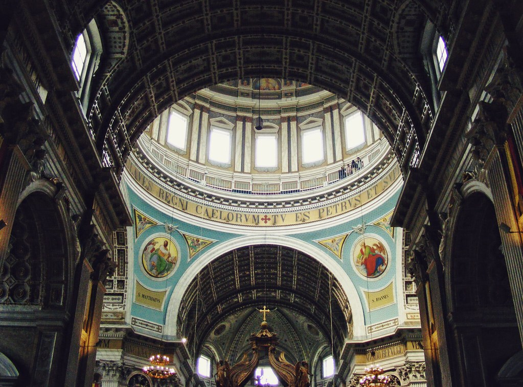 Dutch Basilica Domes Like the Vatican