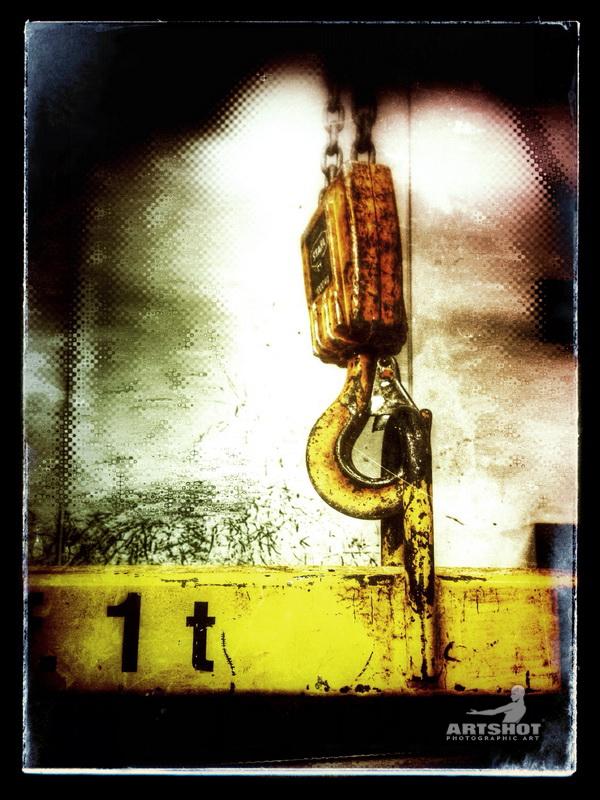 1 Tonne | Crane Hook