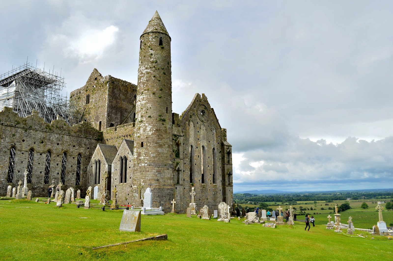 Rock of Cashel: The most beautiful ruin in Ireland?