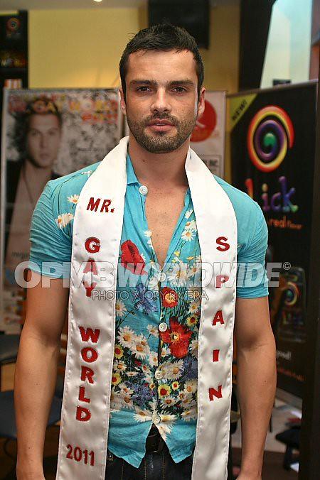 Mr Gay Israel 42