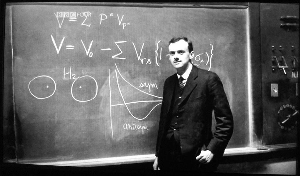 Paul Dirac | in Jim Al...