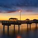Elliot Bay Sunset