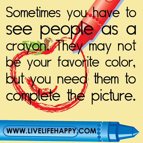 Image Result For Colorful Life Quotes