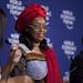 Diezani K. Alison-Madueke - World Economic Forum on Africa 2012