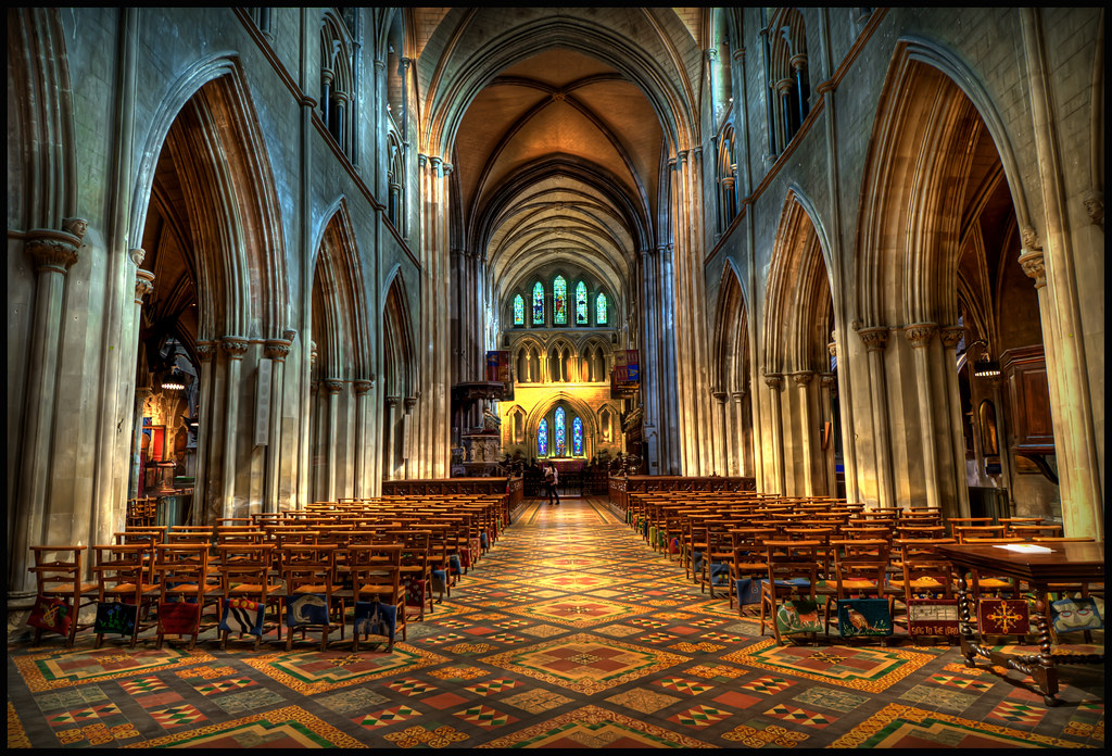 St Patrick S Cathedral Dublin 2 A Few Days Back My St