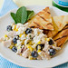 Chicken Salad with Feta, Blueberries, and Corn