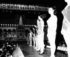 老照片:上世纪的原生态韩国美女们