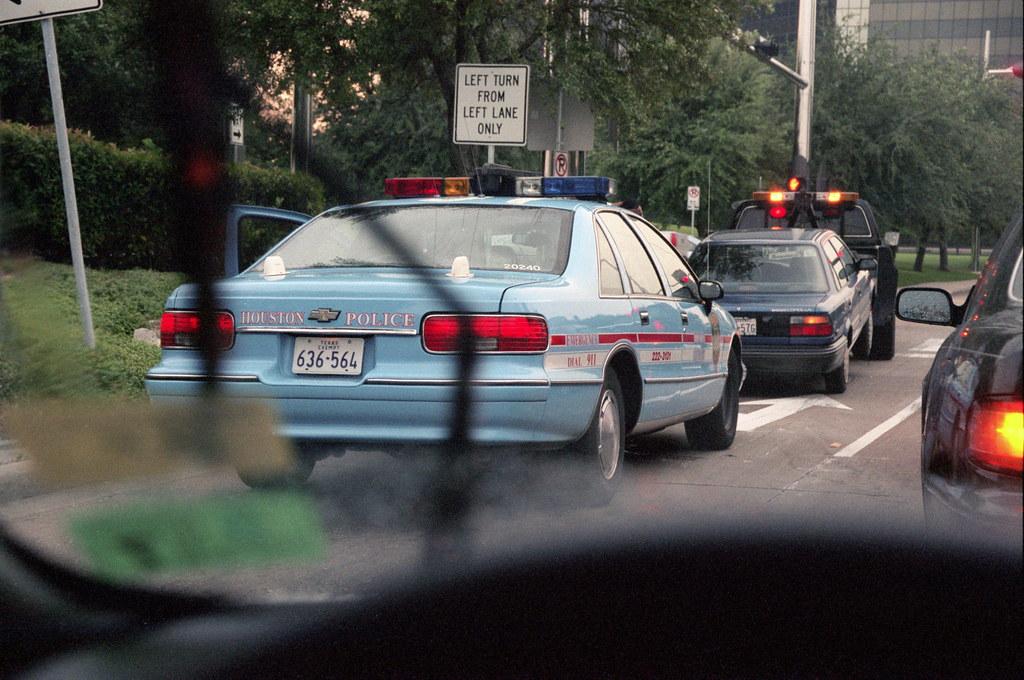 Houston Texas Police Department Chevrolet Caprice Flickr