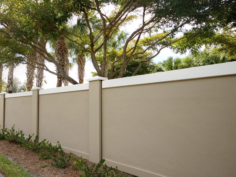 Fencing Concrete Wall Precast Columbia South Carolina 9