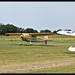 Cessna 195 take-off