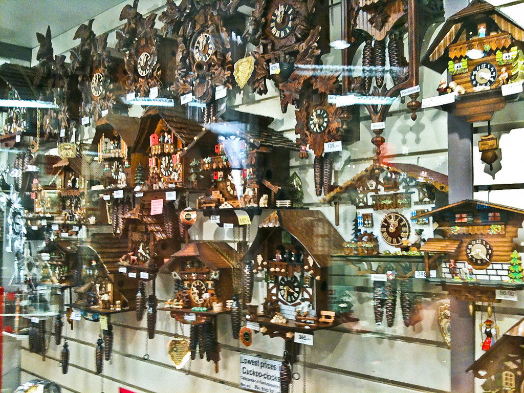 Cuckoo Clocks Switzerland Cuckoo Clocks,interlaken