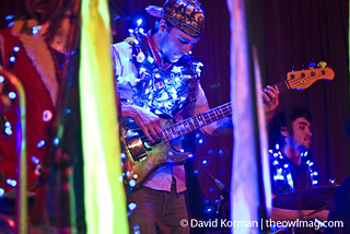 Rubblebucket at Brick and Mortar Music Hall | by The Owl Mag