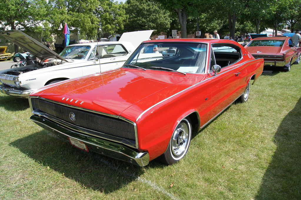 66 dodge charger 28th annual midwest mopars in the park ju flickr