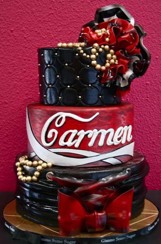 Carmen electra birthday cake - Happy birthday carmen images ...