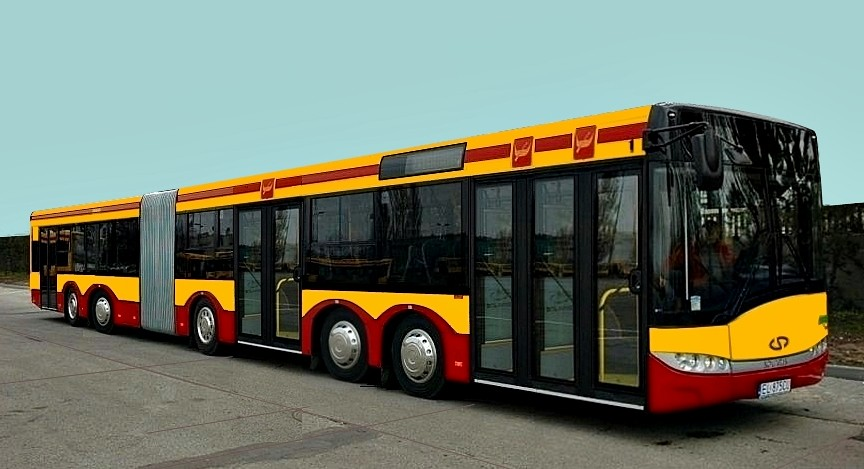 Paint Net Omsi  Buses