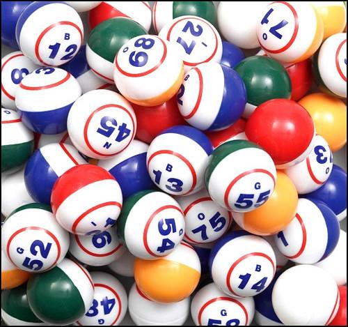 Bingo Balls Digby Fire Department Flickr