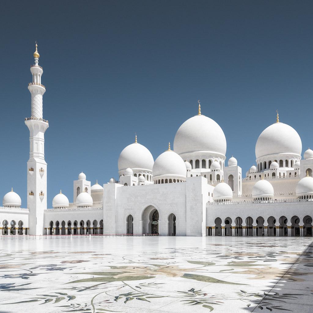Sheikh Zayed Mosque 5 Mx2 De Flickr