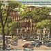 Broadway Saratoga Springs, Grand Union Hotel and Rip van Dan Hotel, Saratoga Springs, N. Y.