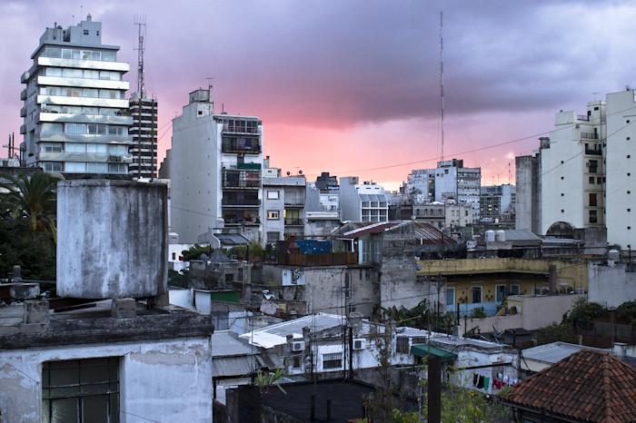 Sunshine Buenos Aires 10 Un Soir De Pluie 224 Buenos Aires V Flickr