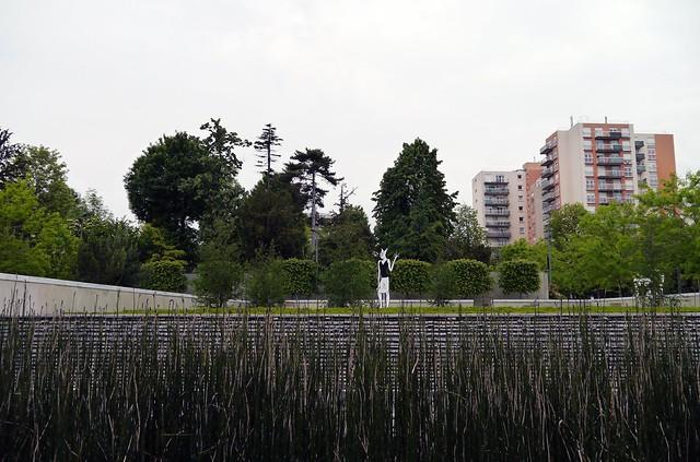 Jardin Contemporain Of Photo