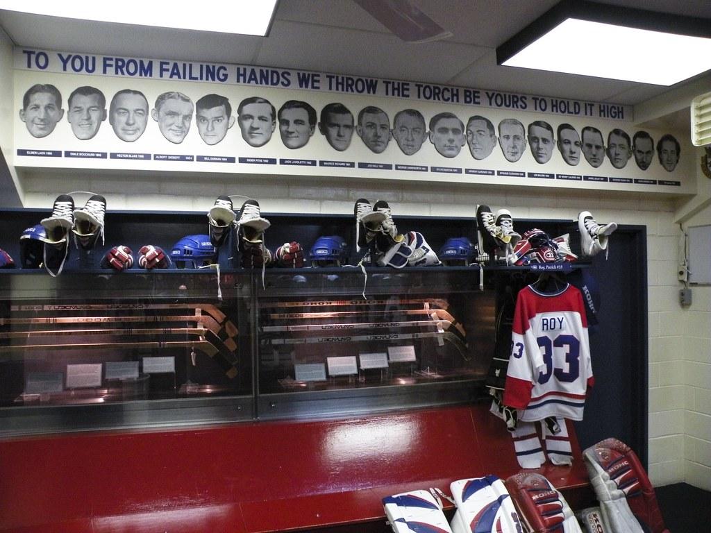 Hockey Locker Room Cubicle Kit