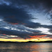 2012-05-23 Sunset (02) Panorama (D90 Archives) (2500x825)
