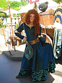 Princess Merida's Dress | by Aurotiana