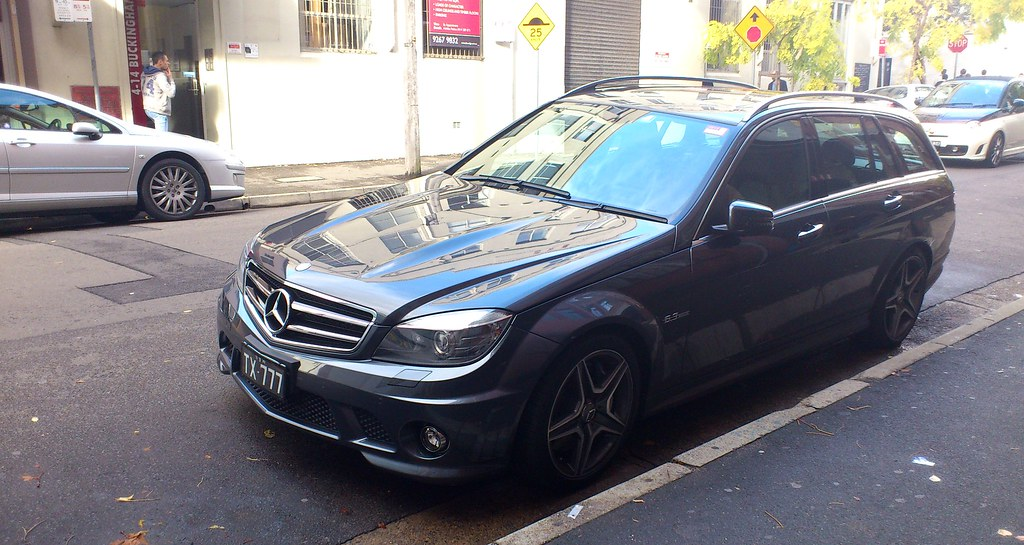 Mercedes benz c63 amg wagon fotosleuth flickr for Mercedes benz c63 amg wagon