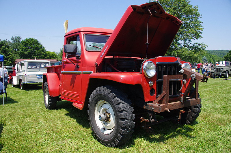 1962 Willys Motor Company Jeep Pickup Truck The Great Will Flickr