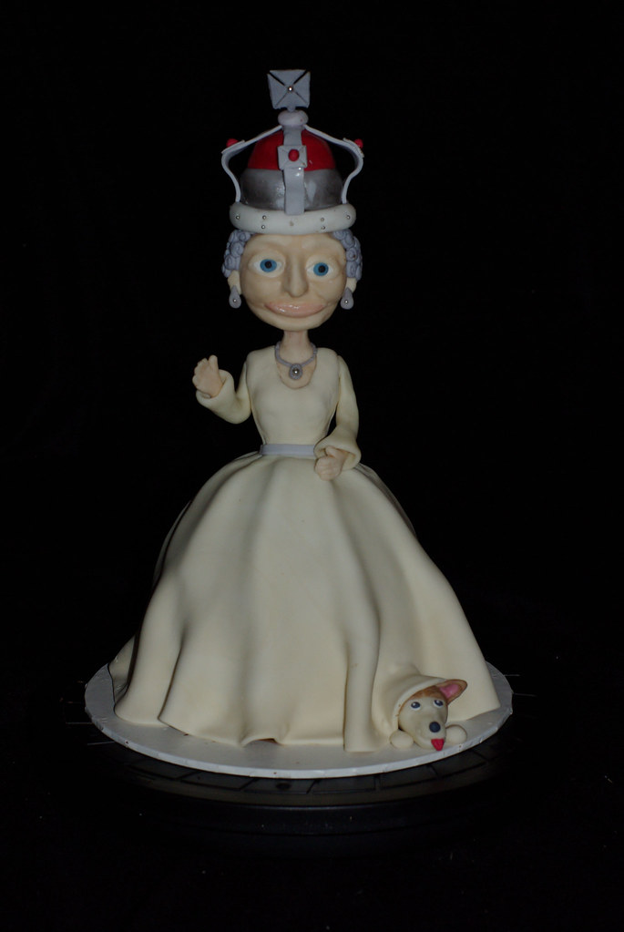 Diamond Jubilee Cake Decorating Ideas