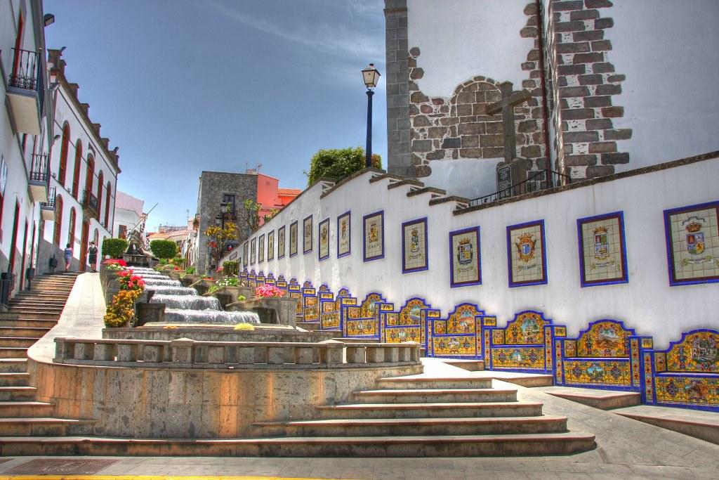 """Gran Turismo 8 >> Firgas """"La Villa del Agua"""" Gran Canaria Islas Canarias ..."""