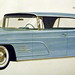 1960 Lincoln Continenetal Mark V Two Door Hardtop