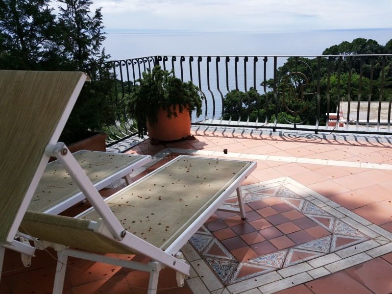 Casa Morgano Terrace
