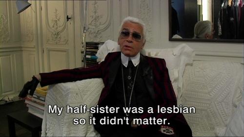 Karl Lagerfeld Confidential