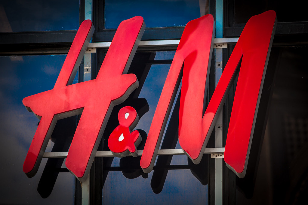 H&m Logo Sign | by Mabry