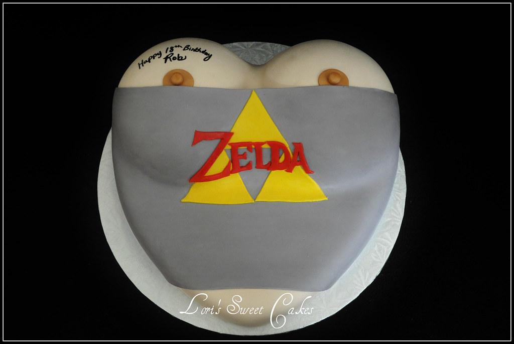 Zelda Cake Pan