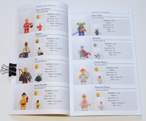 The 2011 LEGO Minifigure Catalog | by hmillington