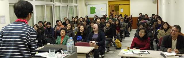 아카데미느티나무 2012년 봄학기 오픈특강(2/29)_김진숙 지도위원