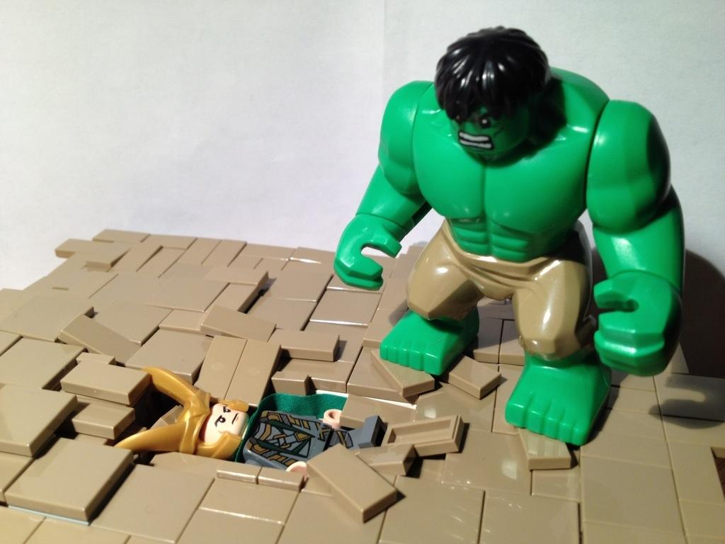 Hulk Smash (fr Avengers movie) | One of my favourite ...