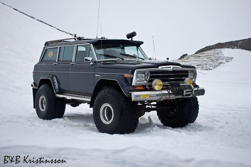 Jeep Wagoneer Fjallafer 240 28 29 Apr 237 L 2012 Mountain