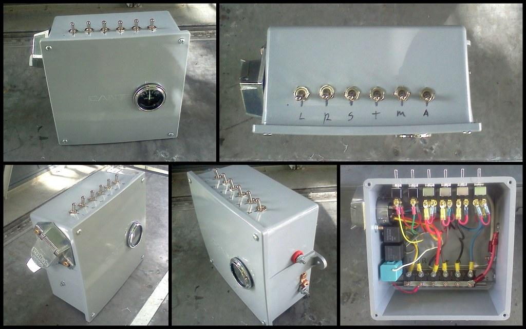 Trailer Test Light box for Weststar. 05-12\'   I built this t…   Flickr