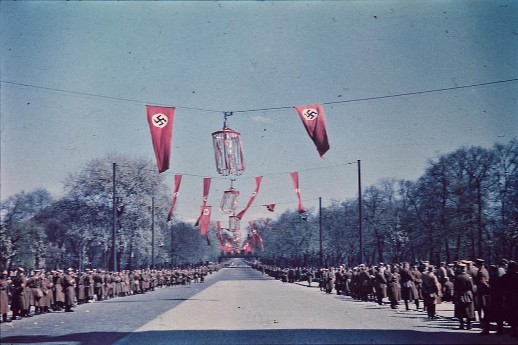 in nazi germany