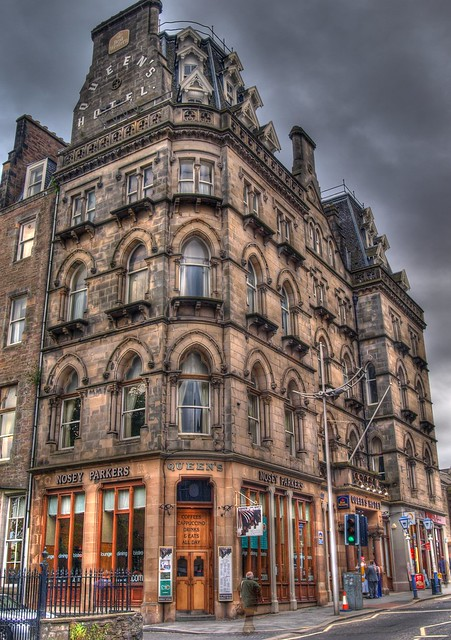 Queens Hotel Dundee Phone Number